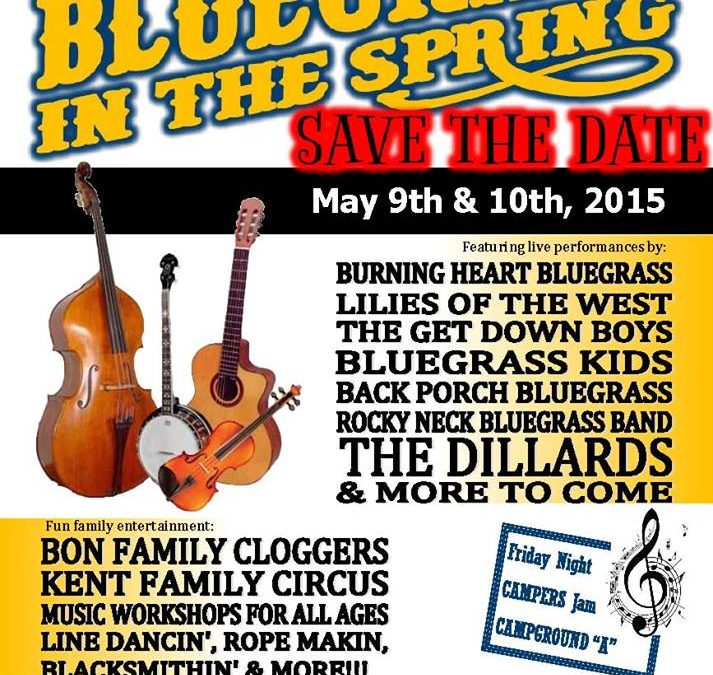 Bluegrass in the Spring